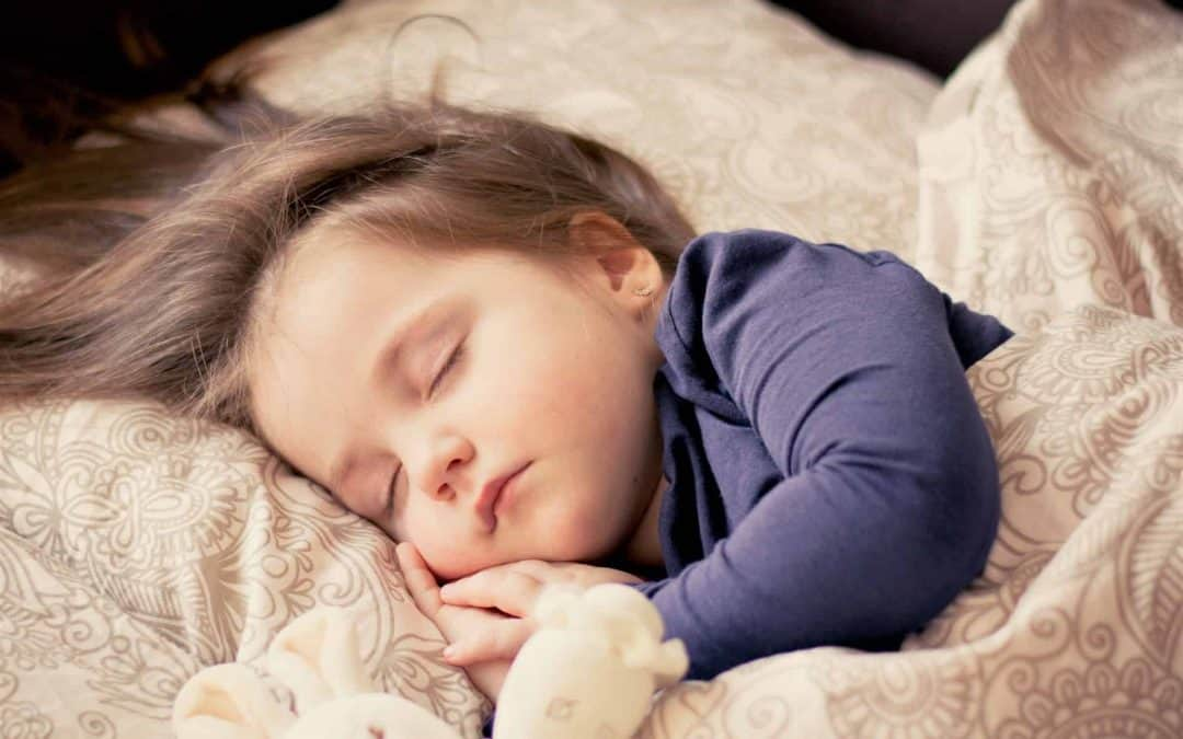10 Ways to Help Your Child Sleep Better
